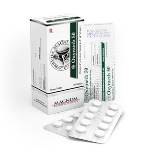 Magnum Oxymeth 50