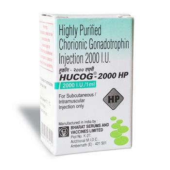HCG 2000IU